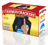 "ANIMUS CRACKERS ""Screw You"" BOX (explicit) - FREE SHIPPING"