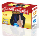 "ANIMUS CRACKERS ""Screw You"" (Regular Strength) - FREE SHIPPING"