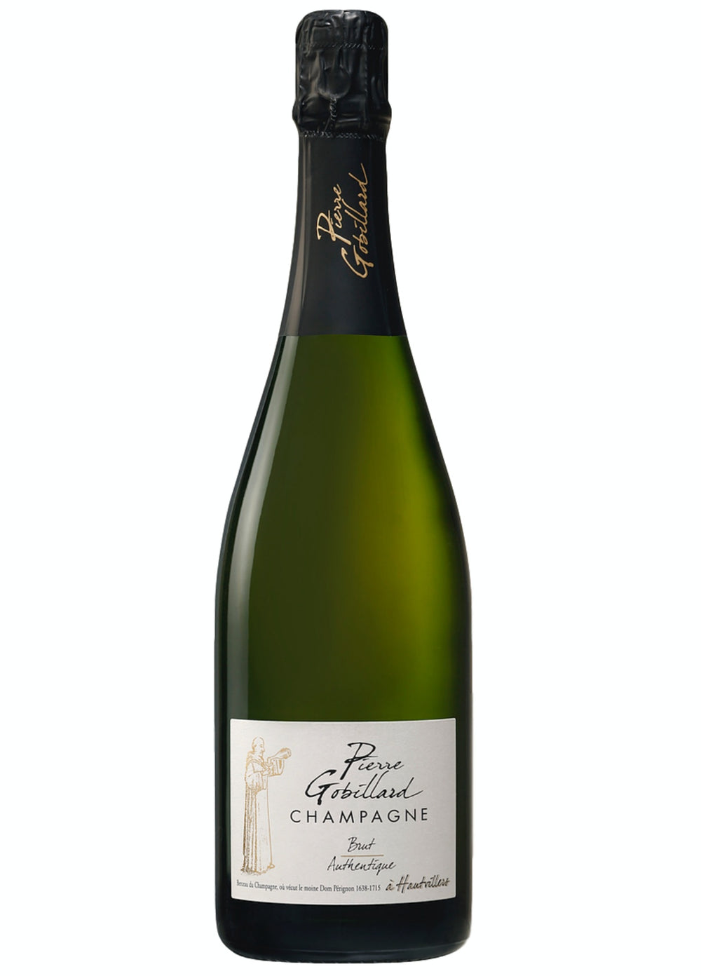 Pierre Gobillard - Brut Authentique