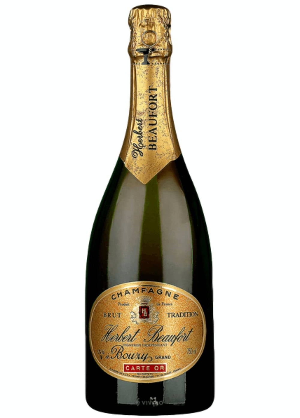 Herbert Beaufort - Brut Grand Cru Carte D'Or Tradition