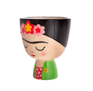 Cache-pot Frida Kahlo