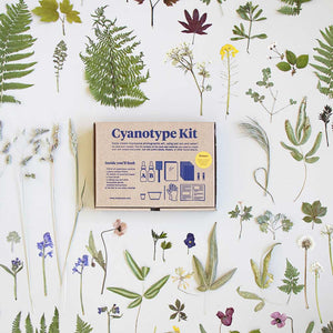Le coffret Cyanotype - Botanopia - Ivy and Green