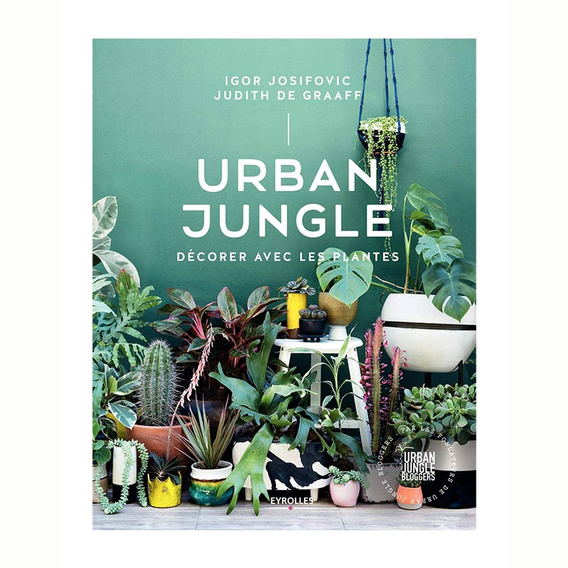 livre urban jungle - Ivy and Greeen