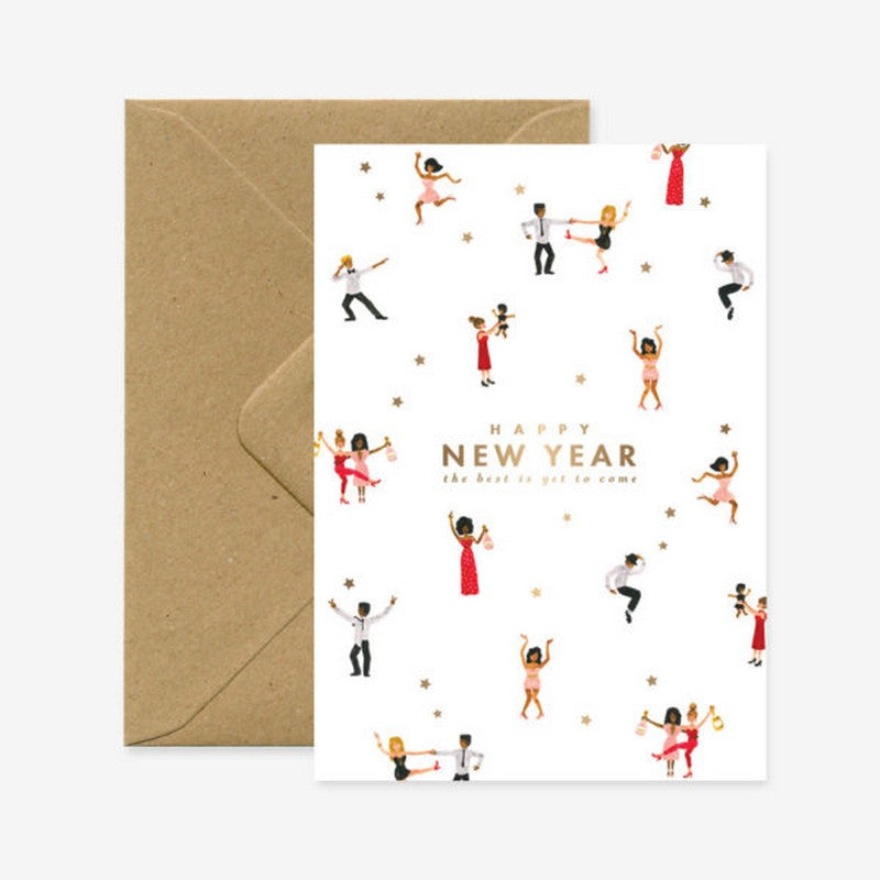 Carte de vœux _  Happy New Year