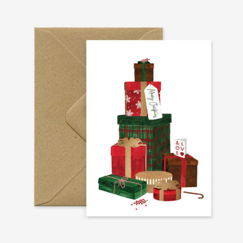 Carte de vœux _ Christmas Gifts