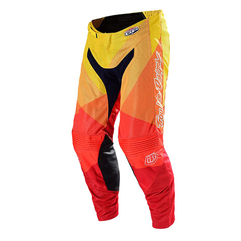 Pantalon Troy Lee Design GP Jet Enfant jaune/orange
