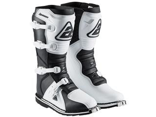 Bottes ANSWER AR1 Junior blanc/noir