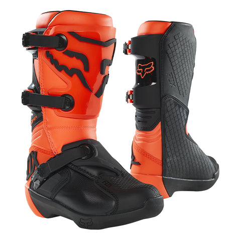 Bottes FOX Comp enfant orange 2021