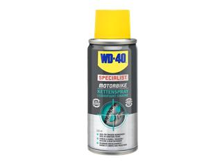 Lubrifiant chaine WD 40 Specialist Moto conditions sèches 100ml