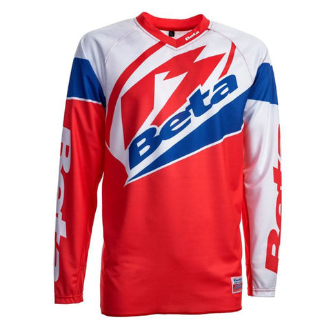 Maillot enduro BETA Factory - oxmoto.myshopify.com - BETA