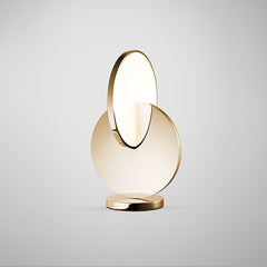 Eclipse Table Lamp Gold