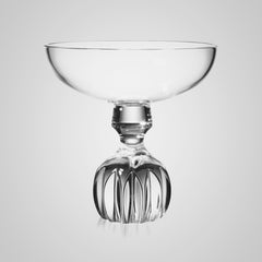 Half Cut Champagne Coupe