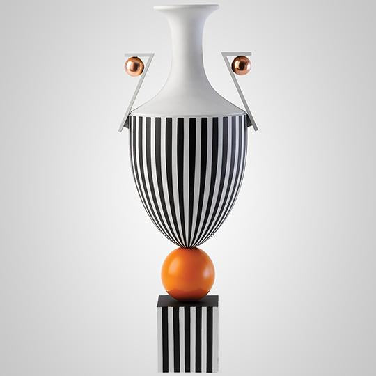 Wedgwood by Lee Broom Vase On Orange Sphere