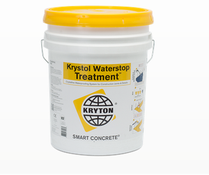Krystol Waterstop Treatment