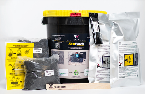 DPR ASPHALT REPAIR KIT
