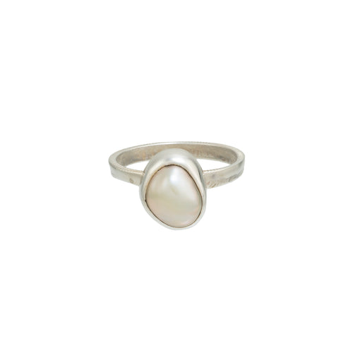 Pearl Ring #10