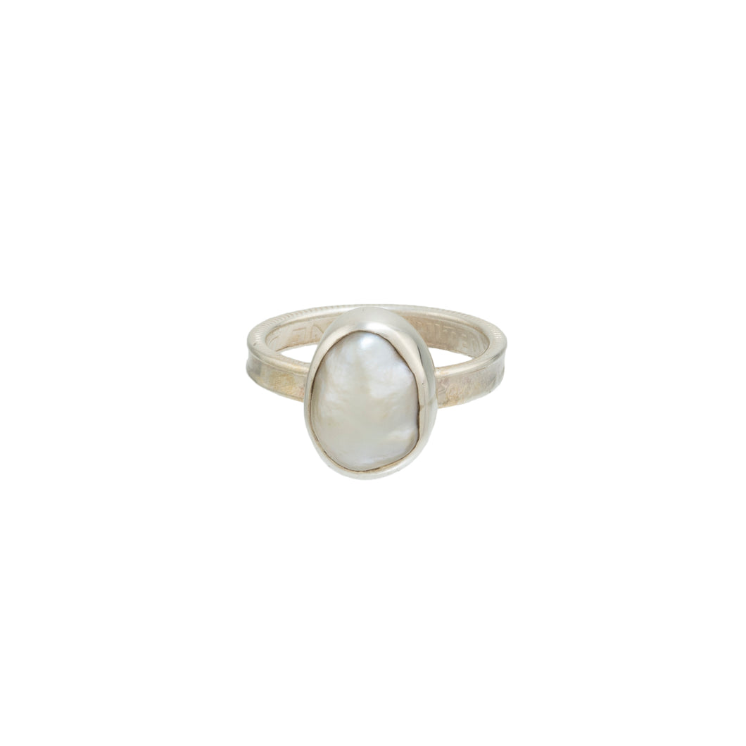 Pearl Ring #3