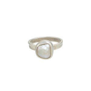 Pearl Ring #7