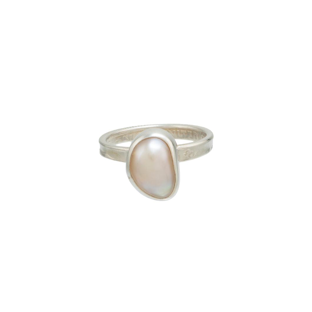 Pearl Ring #6