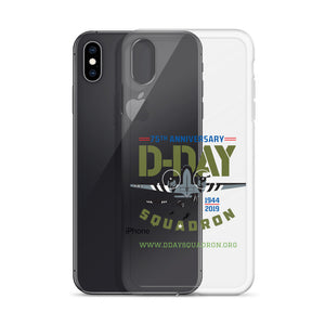 D-Day Squadron iPhone Case