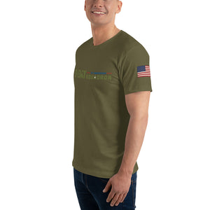 Blue Spruce Route Short-Sleeve T-Shirt