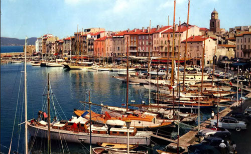 LEISURE LETTER 17: A BRIEF HISTORY OF SAINT-TROPEZ