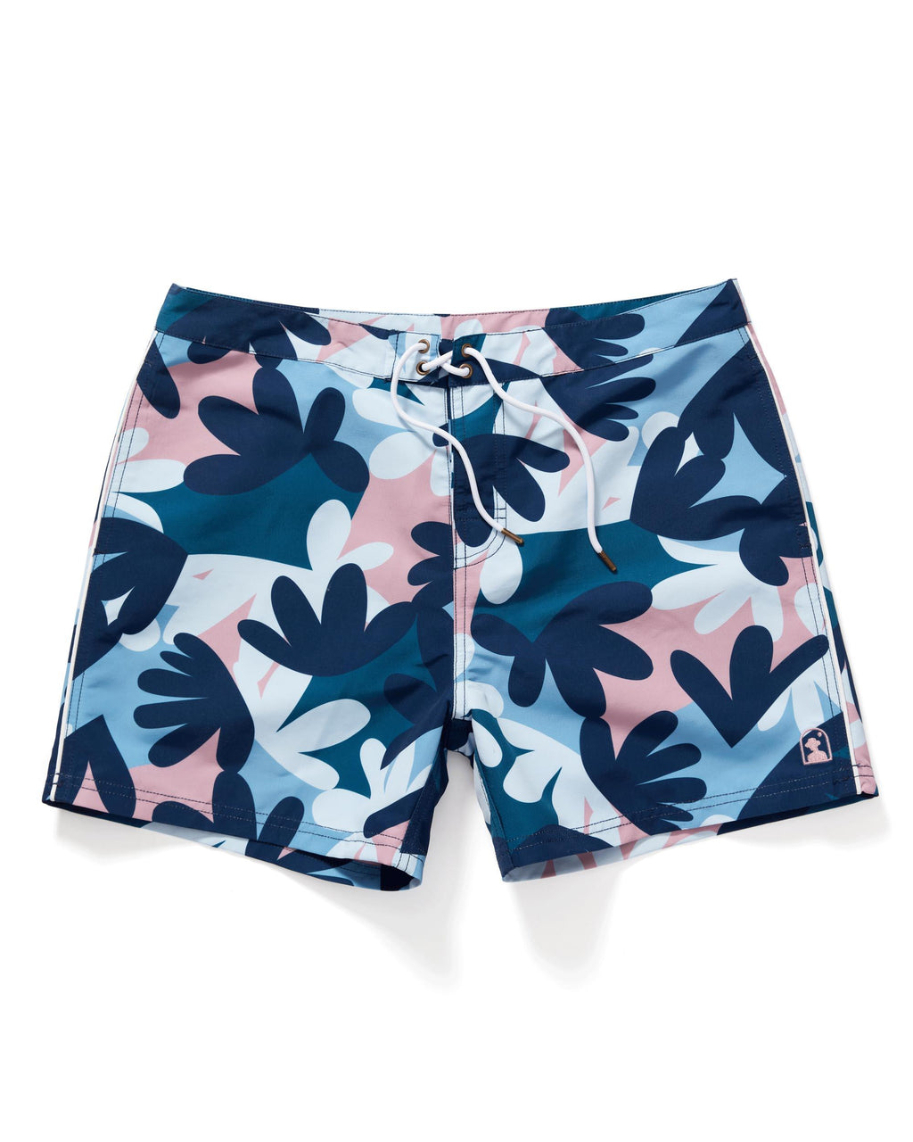 Riviera Trunks - The Riviera Trunks - Blue Lagoon
