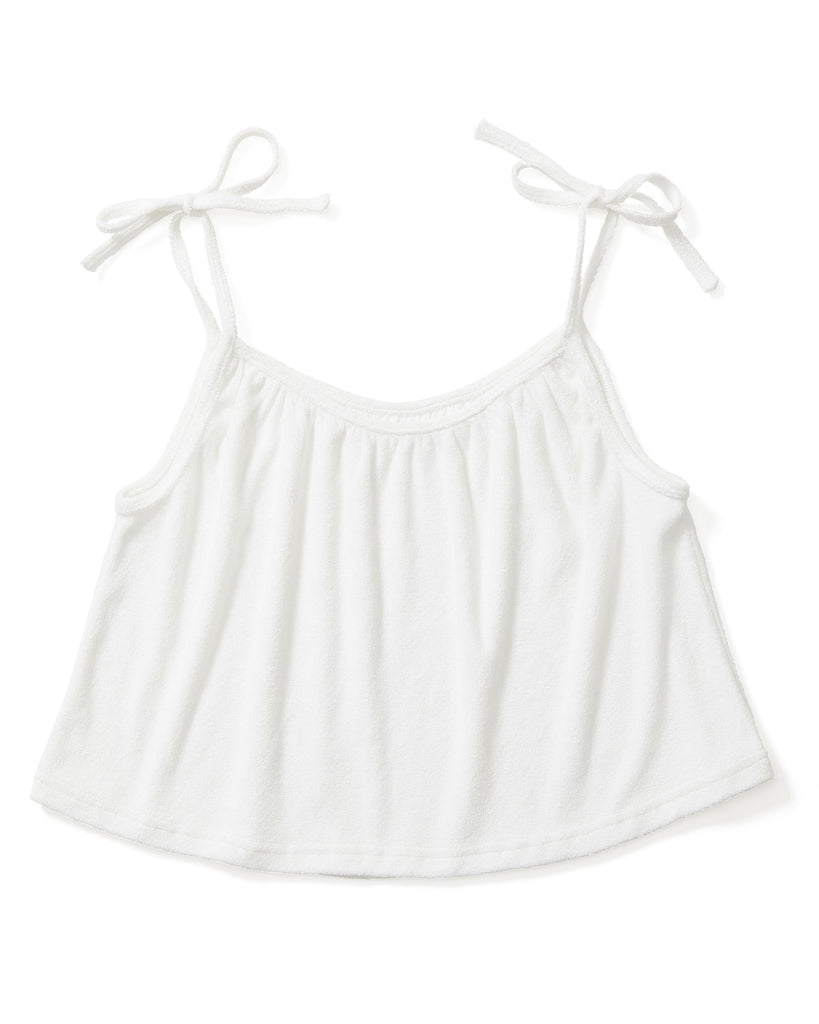 The La Jolla Top - Vintage Ivory