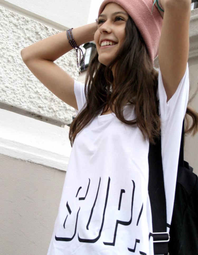 THE UPCYCLED SUPA TEE