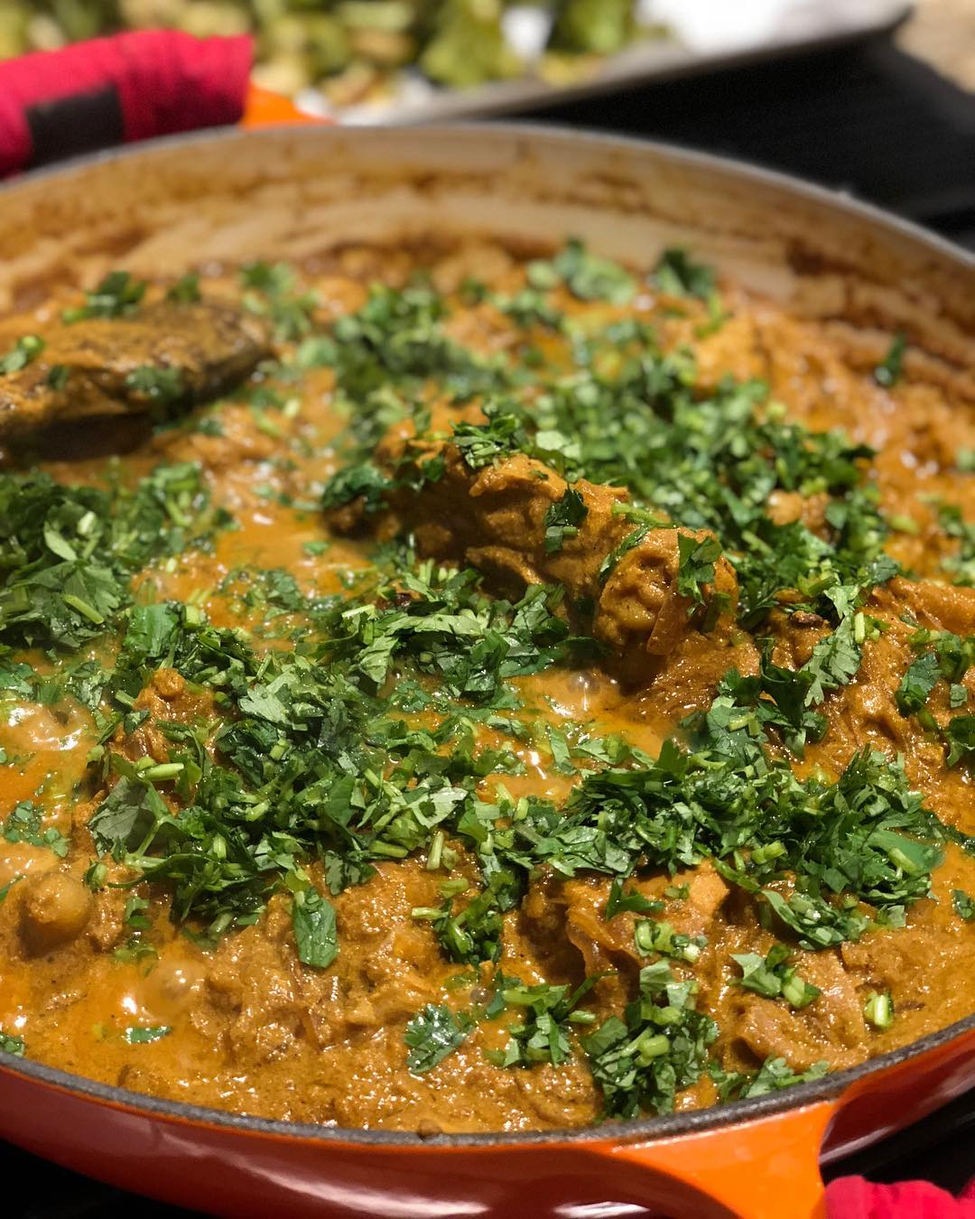 Hyderabadi Masala Mutton