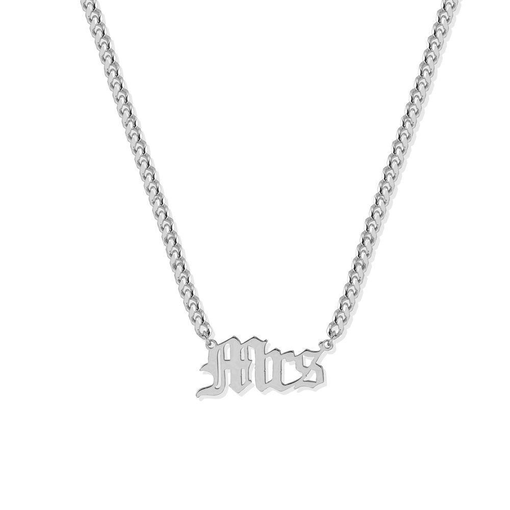 GOTHIC MRS. NECKLACE