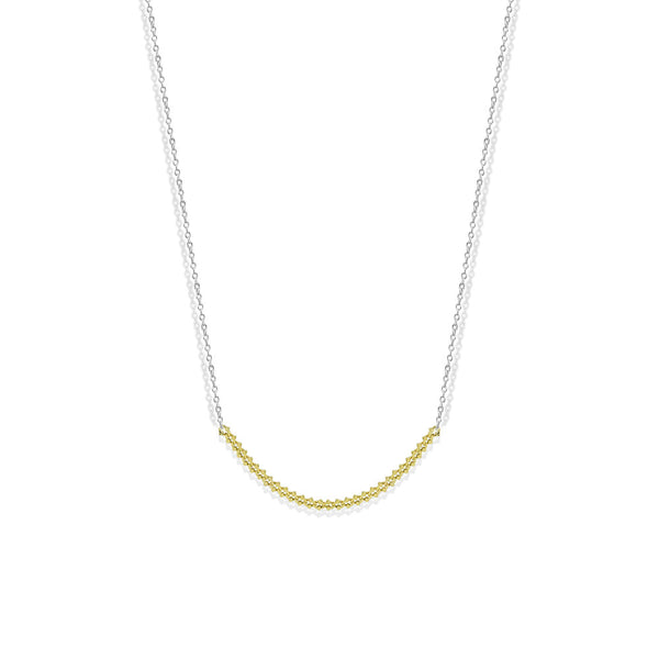 VITA TWO TONE NECKLACE