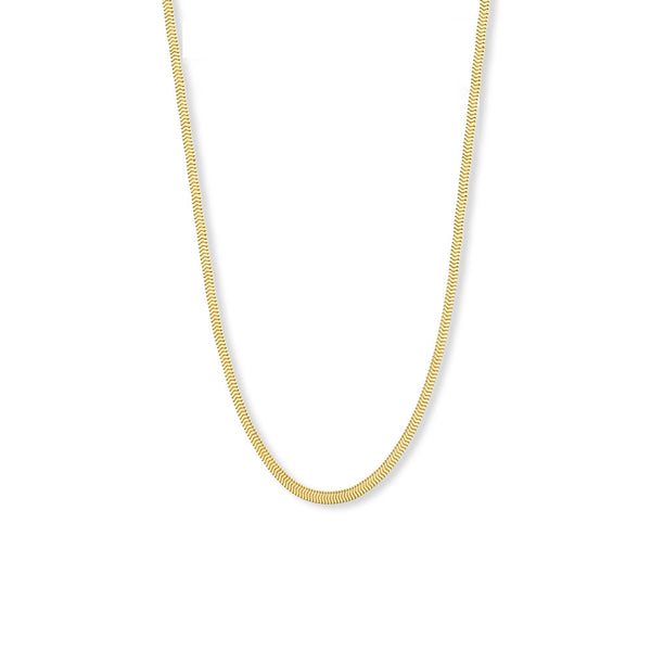 FLAT CHAIN NECKLACE