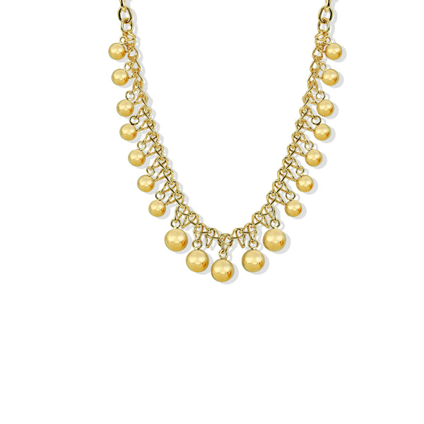 THE BOLERO DROP NECKLACE