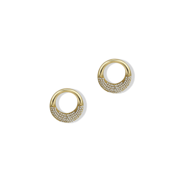THE ROCHELLE CZ EARRING
