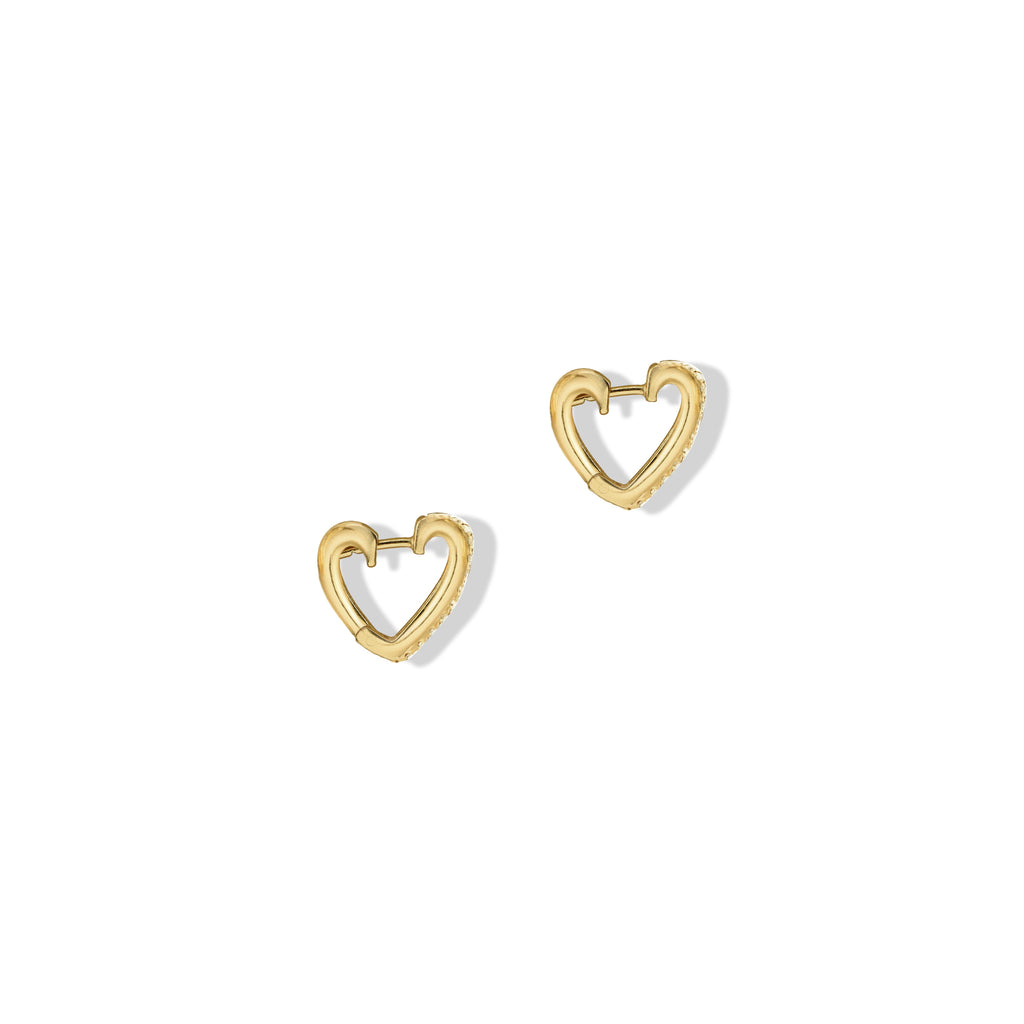 THE AMOUR GLOW EARRINGS