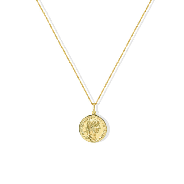 THE ANCIENT COIN NECKLACE