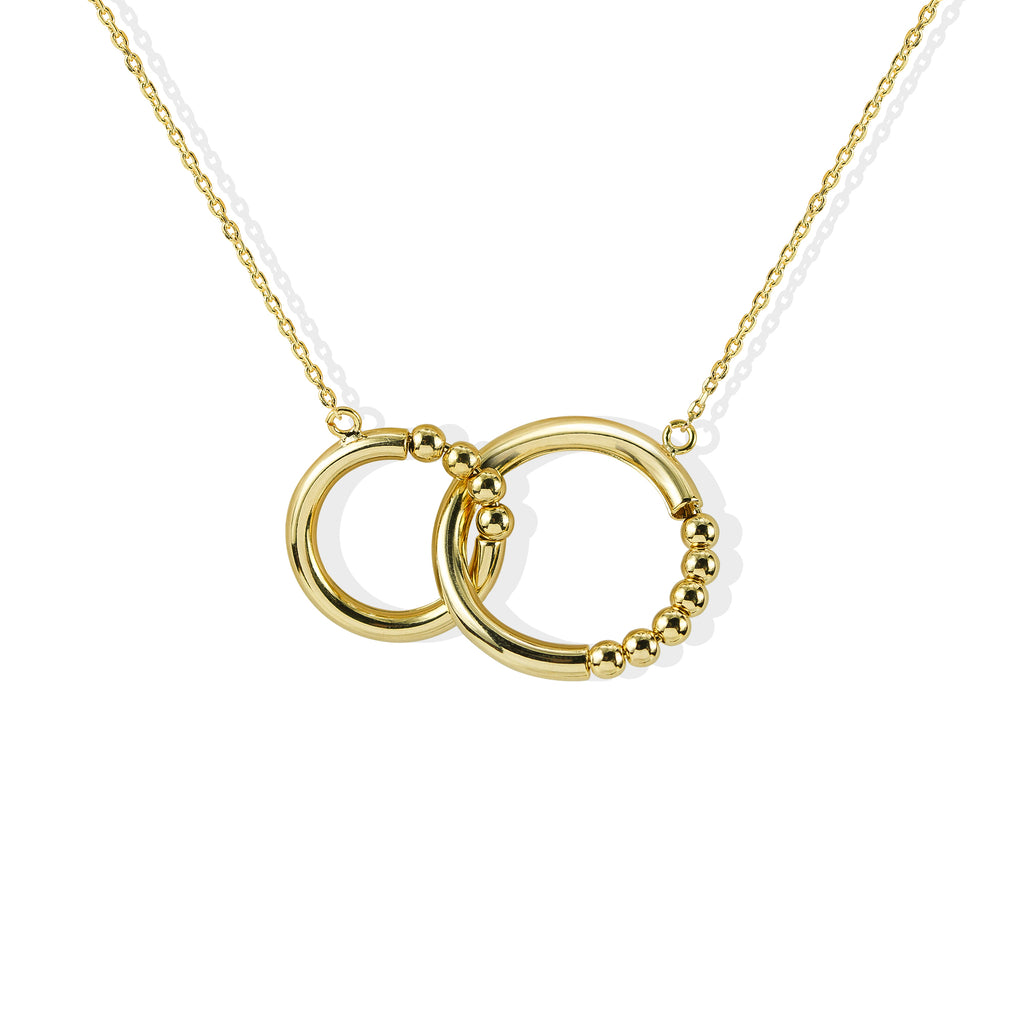 THE CASTILLA DOUBLE LINK NECKLACE
