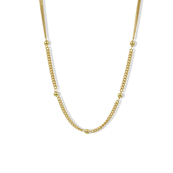 THE CORA CHAIN NECKLACE