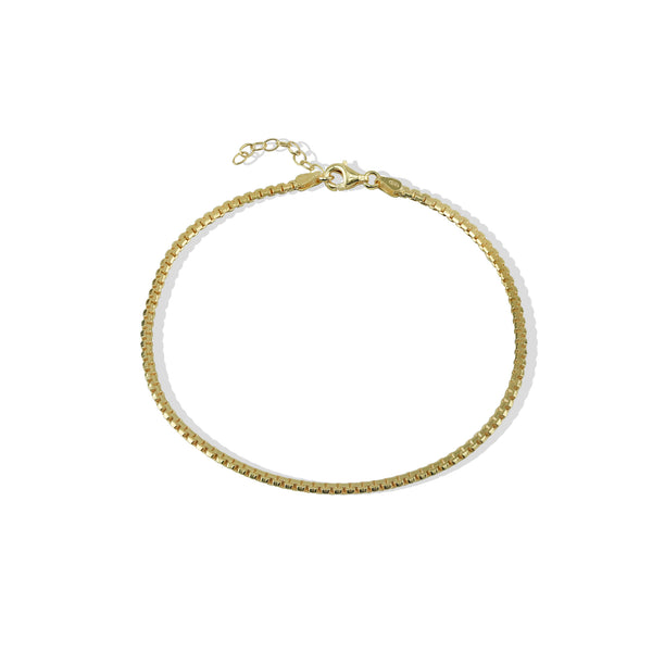THE ISOLA ANKLET