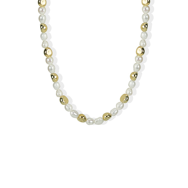 THE DELIA PEARL NECKLACE