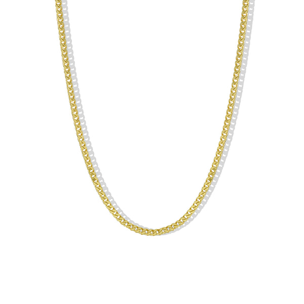 THE SERGIA CHAIN NECKLACE
