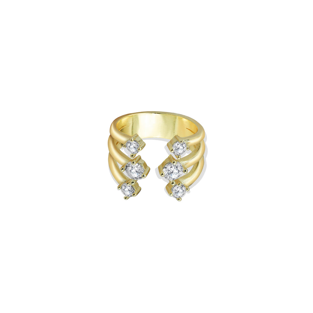 THE CORRINE WRAP RING