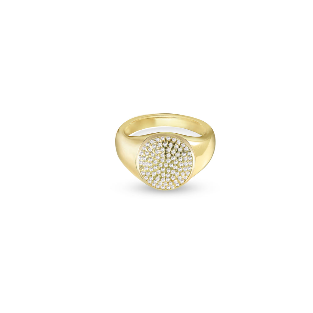 THE GRAZIELLA CZ RING