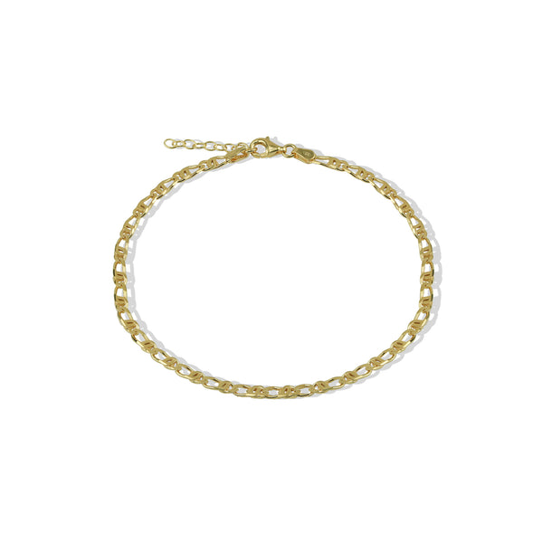 THE CARMEN CHAIN ANKLET
