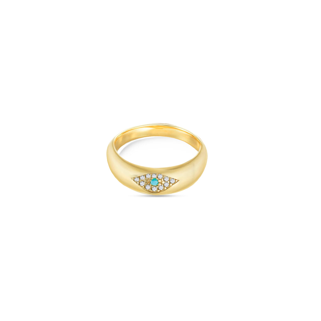 THE AIYANA BAND RING