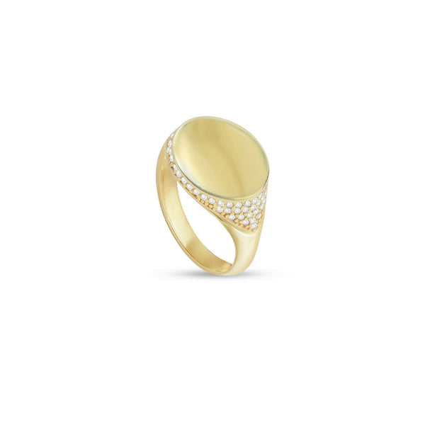 THE GRAZIELLA II CZ RING