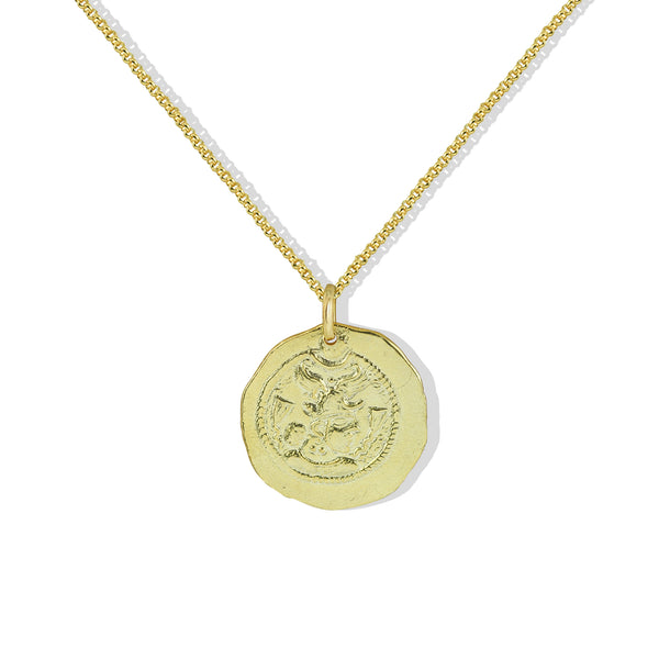 THE ARGOS COIN NECKLACE