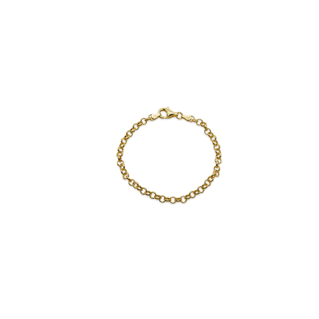 THE ROLO CURB BRACELET