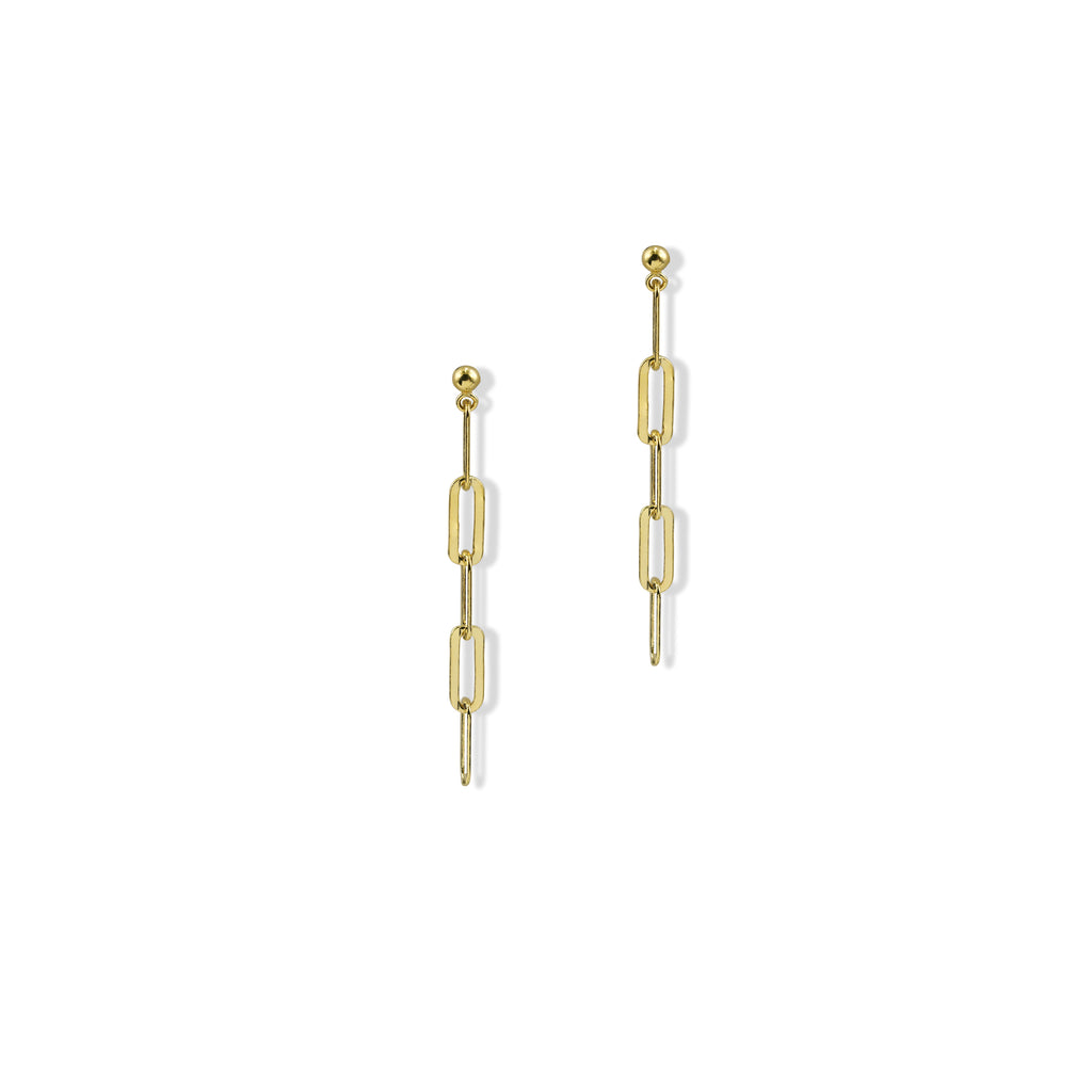 THE EVA LINK EARRING